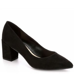 Xappeal Amelie Women's BLACK Block High Heels